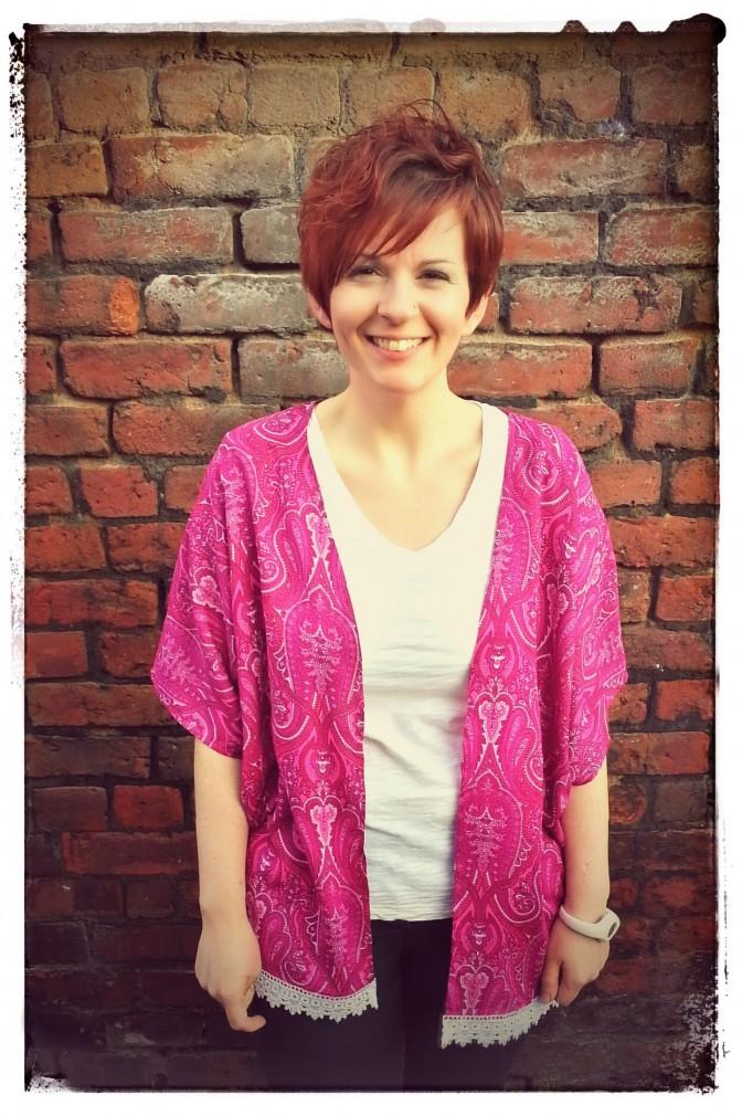 The Hannahdashery Kimono Tutorial