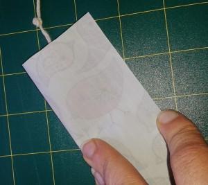 Ingenious strap turning method